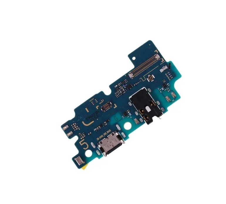 Placa Flex Usb Conector Carga Microfone A50 A505f