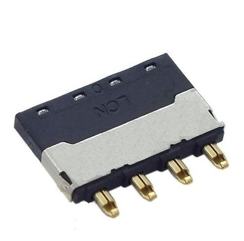 Conector Da Bateria Celular LG K4 NOVO X230 X230dsf Original