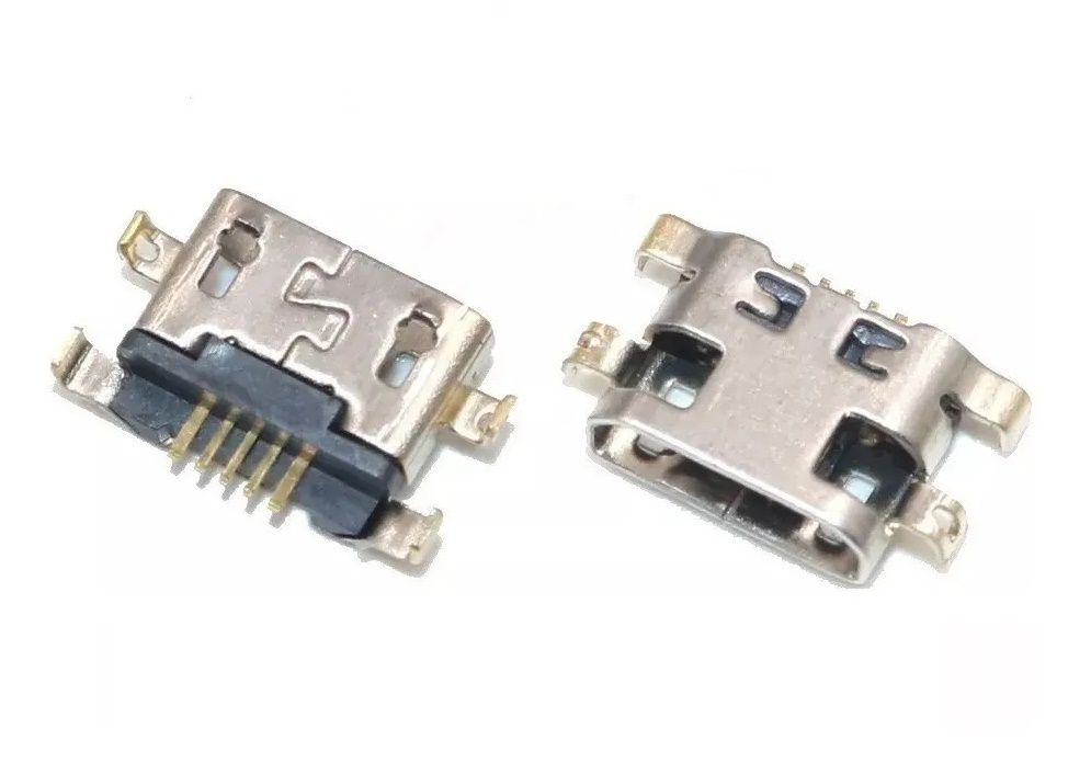 Conector de carga Micro Usb Lg K4 2017 X230 / K10 2017 M250DS Original