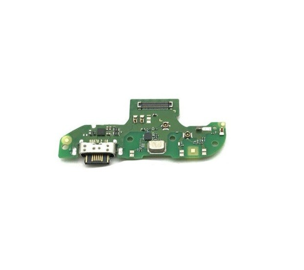 Conector Dock Usb Carga e Microfone Motorola Moto G8 Play Xt2015