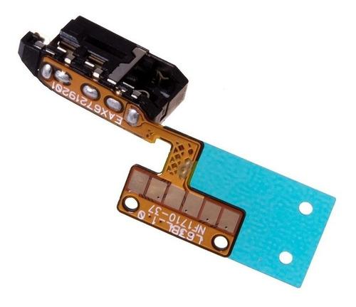 Conector Fone De Ouvido P2 Flex K10 Power M320tv M320