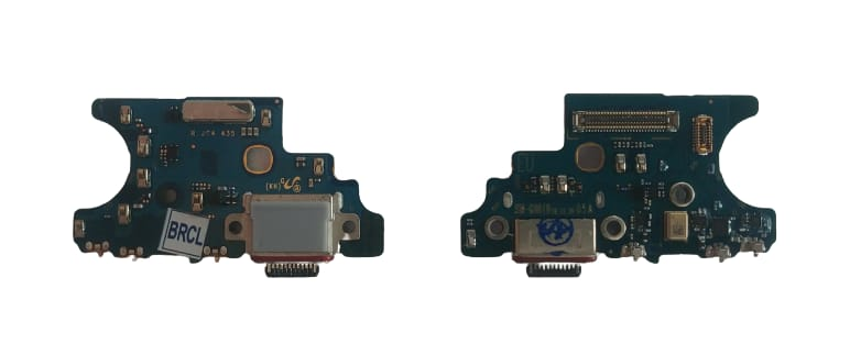 Conector Placa Dock De Carga Funciona Turbo S20 G980 Original