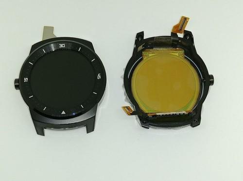 Display Lcd Digital do Relógio LG Watch W110 Novo Preto