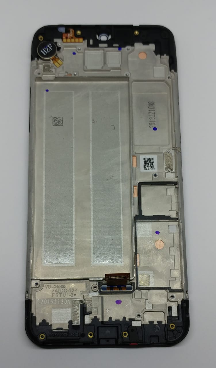 """Display Lcd Touch LG K40s Lm X430 + Aro E Chassi Original 6.1"""""""