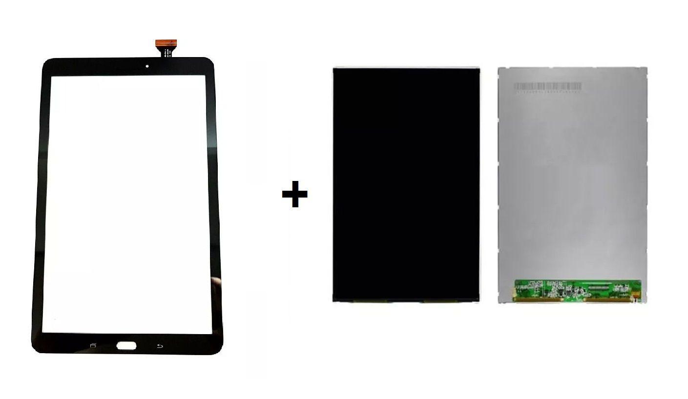 Display Lcd Visor + Touch Screen Vidro Tablet Samsung Tab e SM T560 T561 9.6 Polegadas