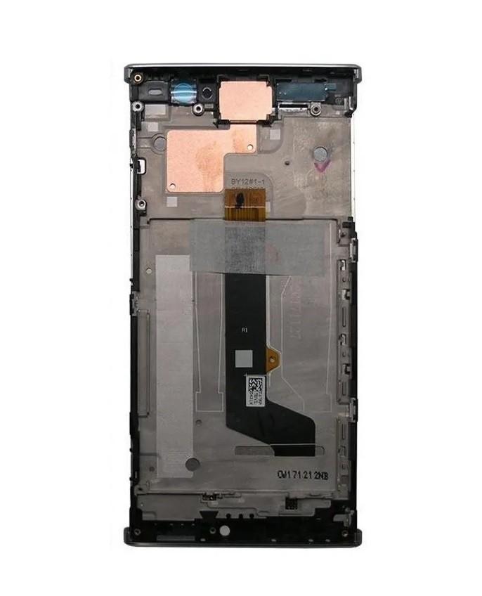 Display Touch Xperia Sony Xa2 Ultra H4213 Dual  6 Polegadas Original com aro