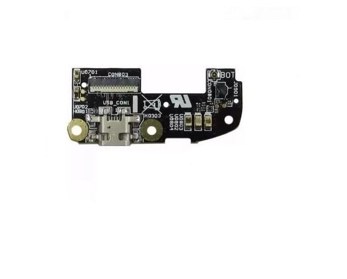 Dock Usb Conector Carga Microfone Asus Zenfone 2 Ze551ML