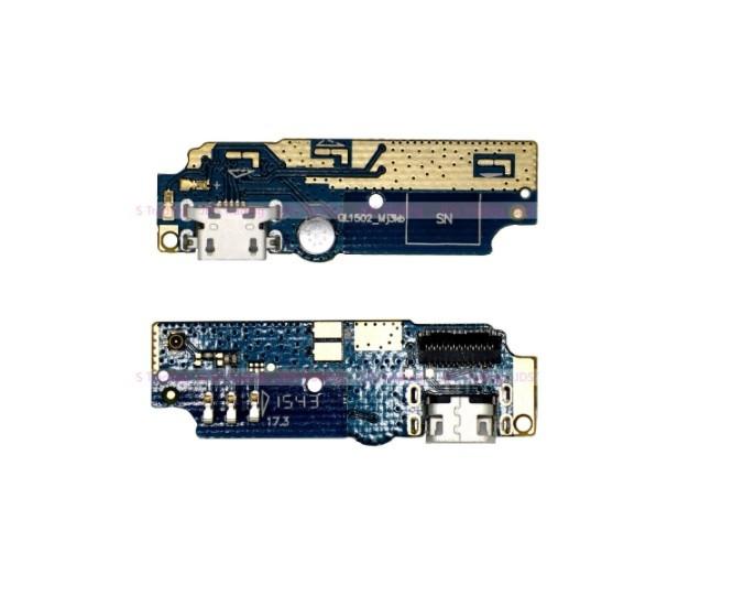Dock Usb Conector Carga Microfone Asus Zenfone Max 5.5 ZC550KL