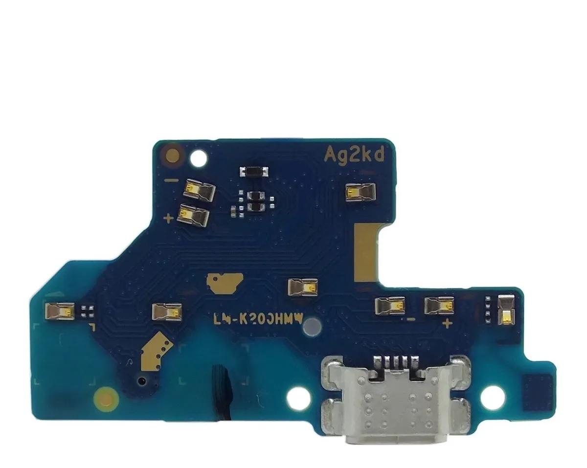 Dock Usb Conector Carga Microfone Lg K22 K22+ Plus Lm K200BAW