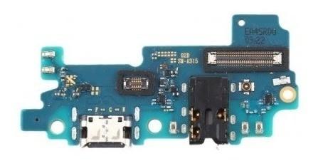 Dock Usb Conector Carga Samsung Galaxy A31 Sm A315 Áudio Jack