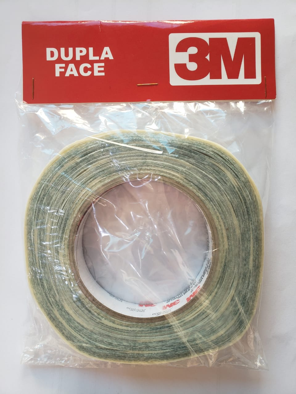 Fita Marca Scoot 3m Dupla Face 18 mm x 55 mts
