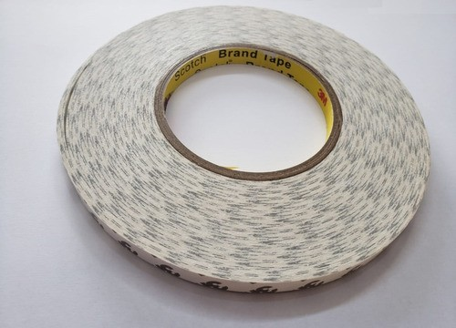 Fita Dupla Face 3m 10mm X Rolo 50 Metros Brand Tape Incolor
