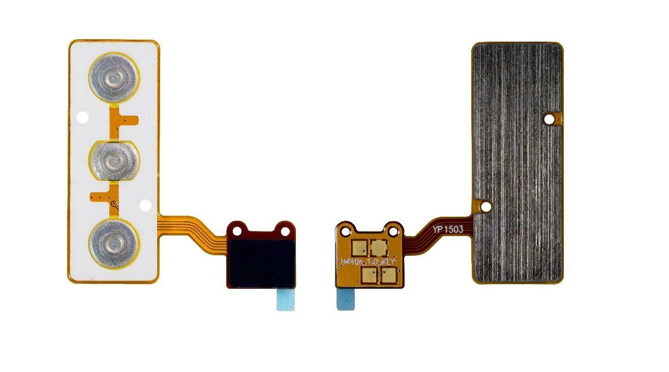 Flex Botão Power e Volume Celular Lg Volt H422  Y70