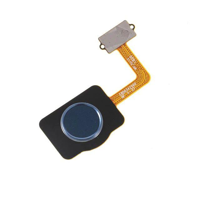 Flex DO Botão Power e Sensor Digital Lg G7 G710 Original