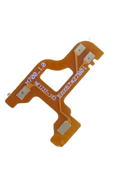 Flex Buzzer Campainha Celular Q6 Q6+ M700tv Original