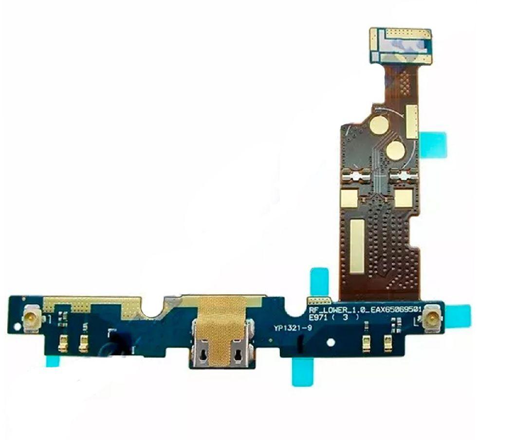 Flex Conector de Carga Dados Usb Lg E977 E975 E971 Optimus Original