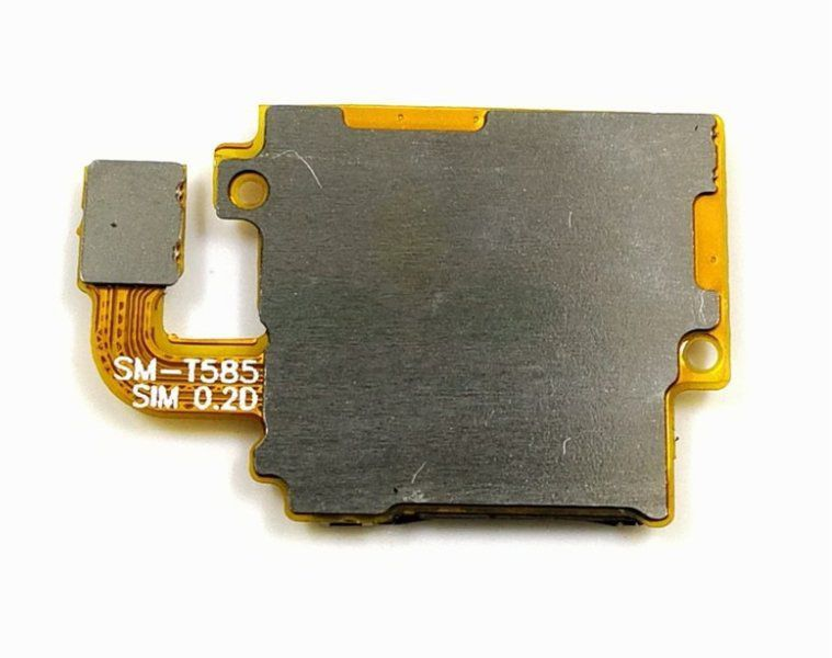 Flex Conector do Micro Chip Tablet Samsung Tab A Sm P585 P585M T585 Original
