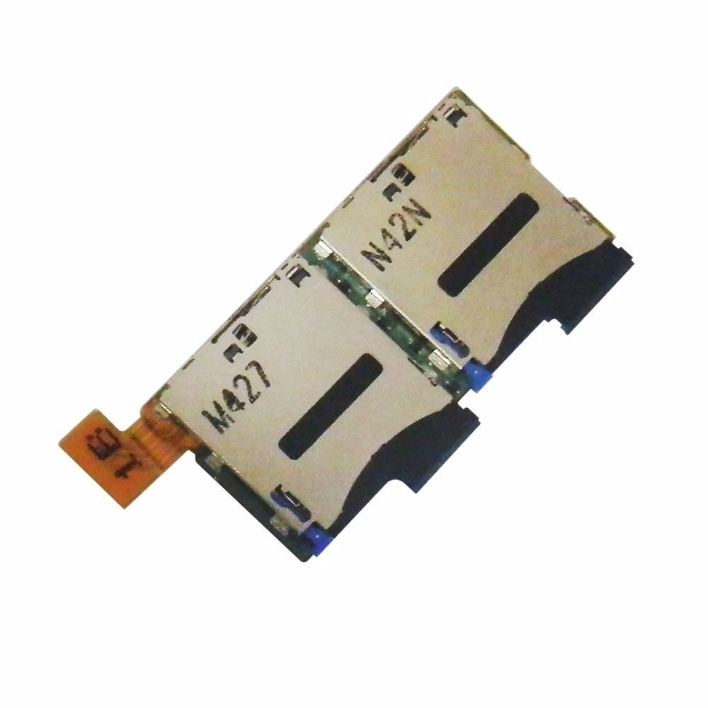 Flex Conector Slot Chip Sony Xperia T2 Ultra D5322 Original