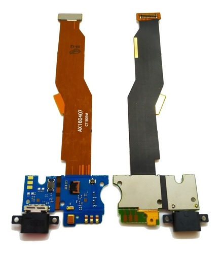 Flex de Conector de Carga  usb Tipo C Xiaomi Mi 5