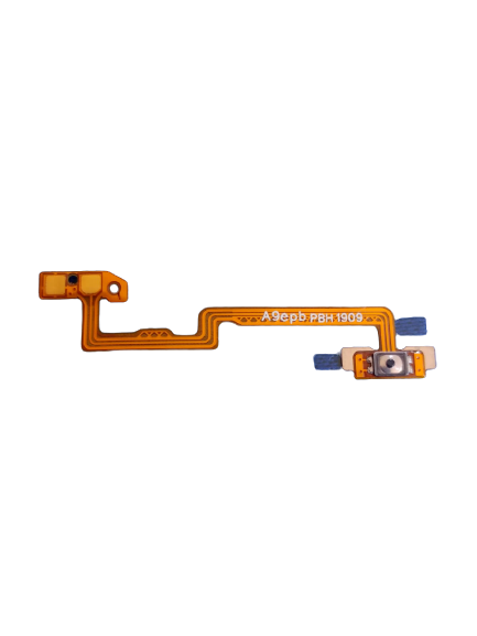Flex Do Botão Power Celular K12+ X420 Original