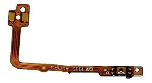 Flex Do Botão Power Celular LG K40s Lm X430 Original