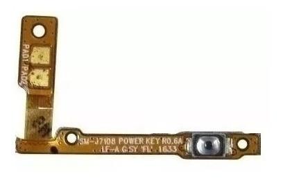 Flex do Botão Power Samsung J7 Metal J710 / J5 Metal J510