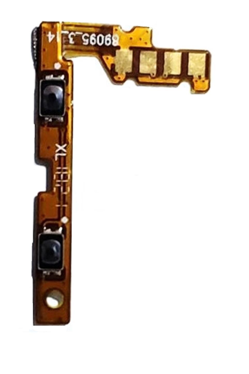Flex do Botão Volume + - LG K9 Tv LM X210