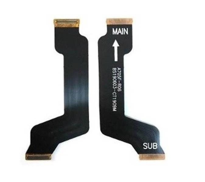 Flex do Lcd Celular Samsung A70 a705