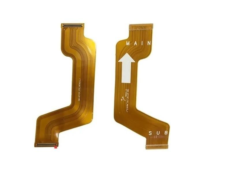 Flex do Lcd Display Celular Samsung A71 SM A715 A715f