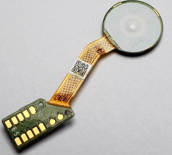 Flex do Power e Biometria E Tecla Power Lg K11 Plus Lm-x410 Original