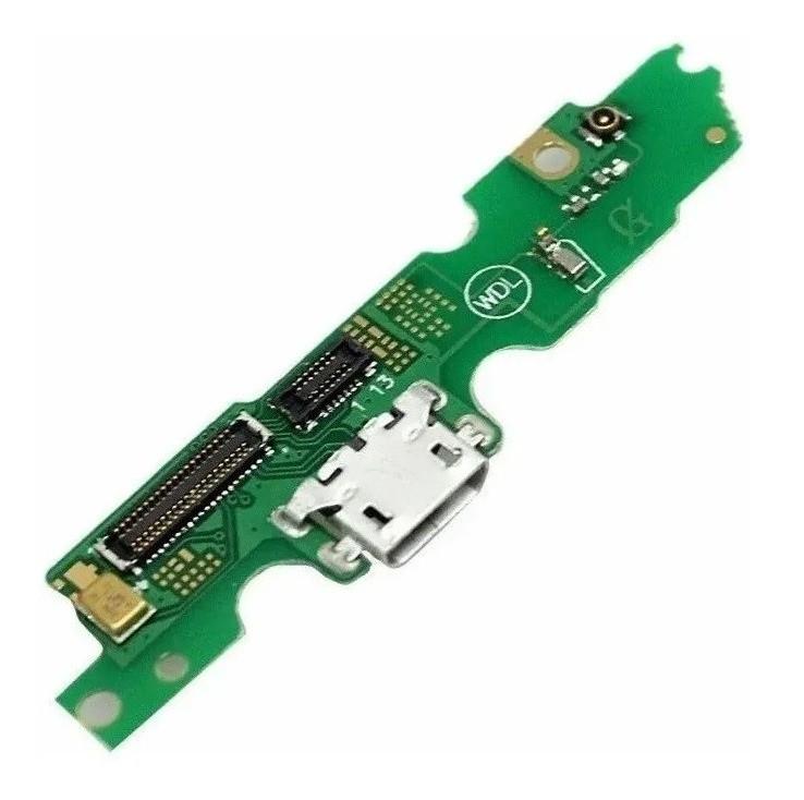 Flex Dock Conector De Carga Motorola Moto G5 Microfone XT1672 Xt1676