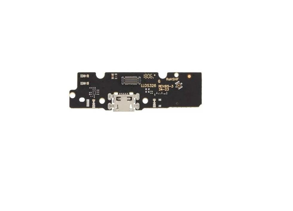 Flex Dock Usb Motorola Moto E5 Plus Xt1924 com microfone