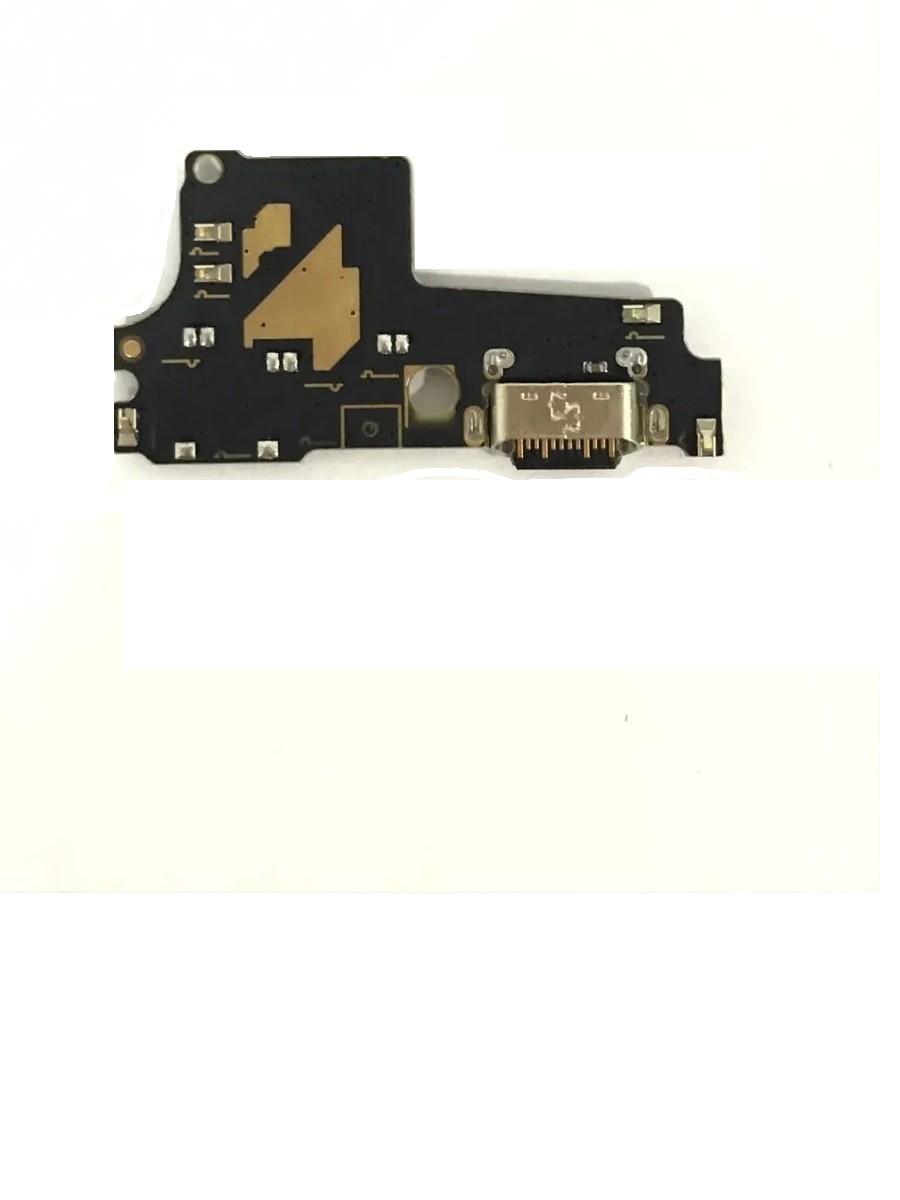 Flex Placa Conector De Carga Microfone Motorola Moto One Xt1941