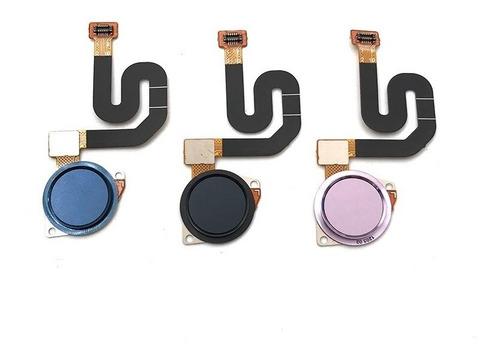 Flex Sensor Biometria Digital Moto G7 Play / Moto G7 Power