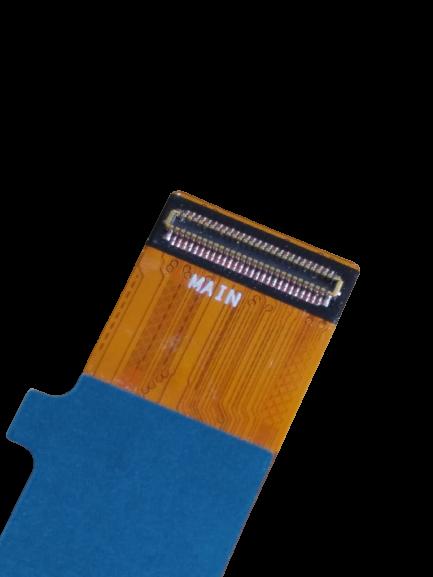 Flex Sub Lcd Para Celular Motorola One Zoom Xt2010 Original