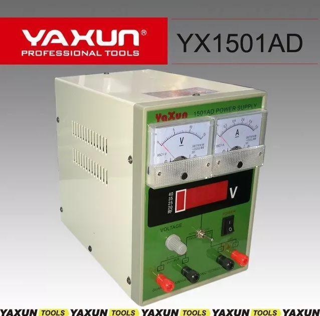 Fonte de Alimentação Digital Yaxun YX 1501AD