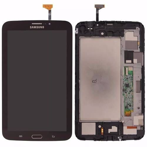 Frontal Display Lcd + Touch Samsung Tab 3 Sm T210 T211 Original 7 Polegadas
