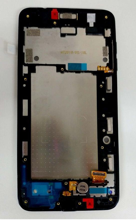 Display Lcd Touch Screen LG K9 Tv X210 Original Preto com Aro