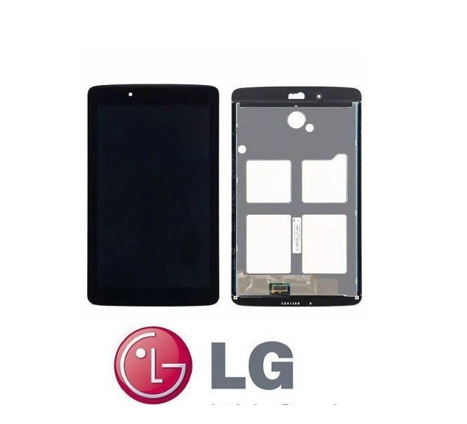 Frontal Display Lcd Touch Tablet Lg V500 8.3 Polegadas Original