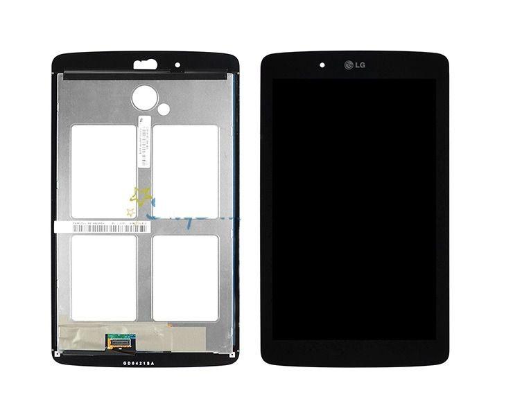 Frontal Lcd Display Touch Screen Tab Lg G Pad  V400  Original 7 Polegadas