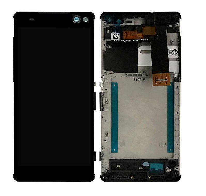 Frontal Lcd Touch Sony Xperia C5 Ultra 6.0  E5563 E5553 E5533 E5506 Original
