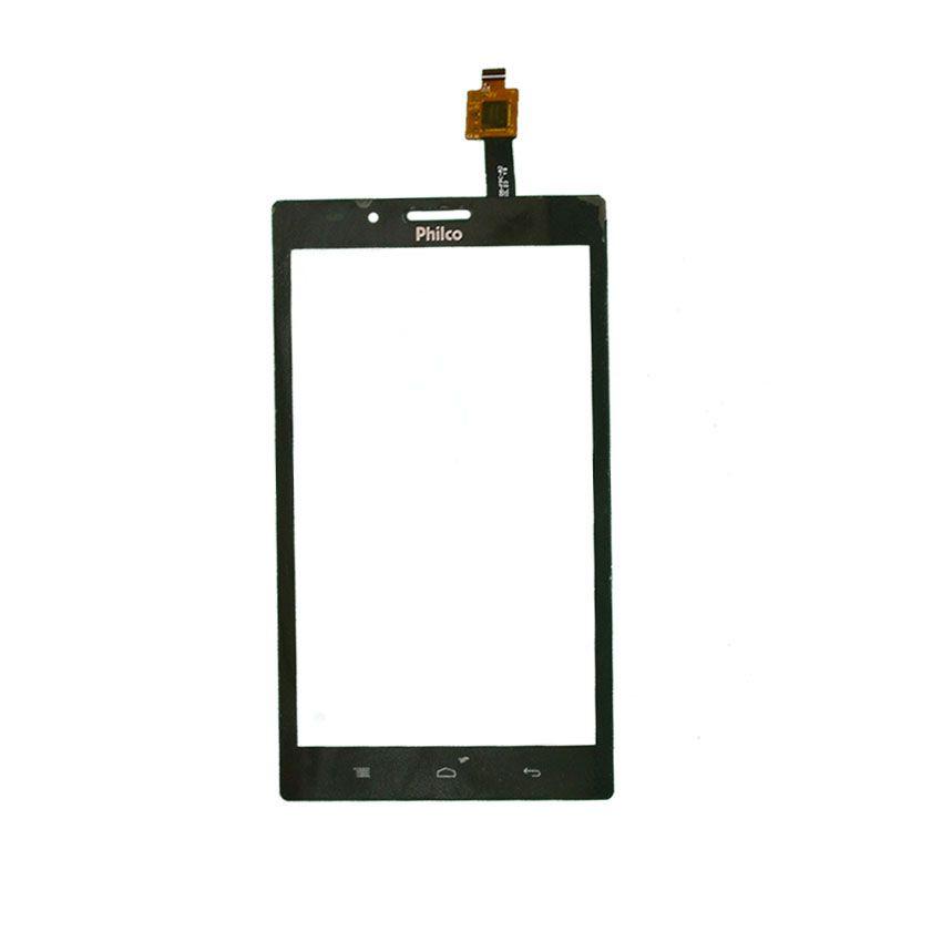 Frontal Celular Touch Screen Tela Visor Philco 500 Original!