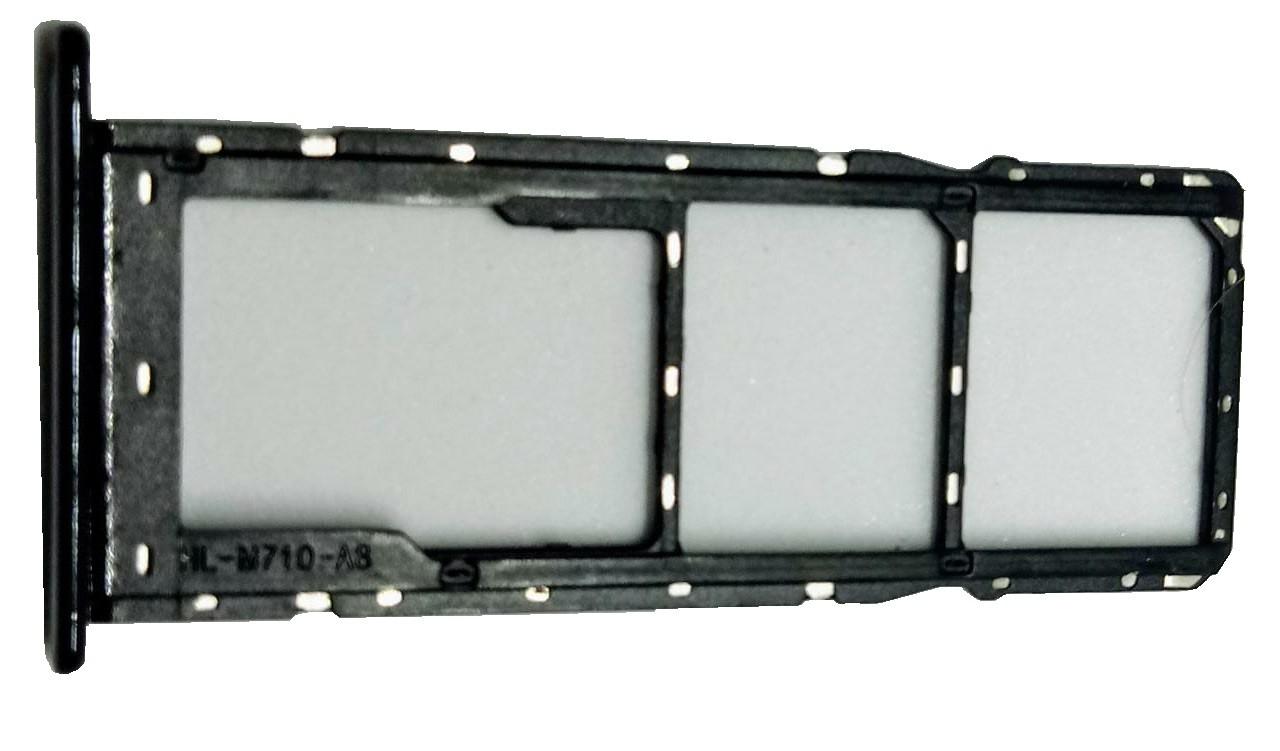 Gaveta Bandeja Chip 1 E 2 Sd Celular LG K51s Lm K510