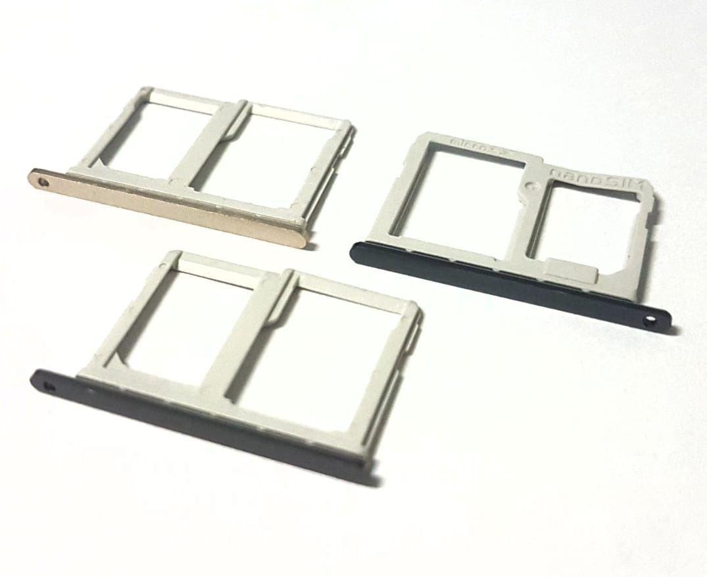 Gaveta Bandeja Nano Chip 1 + Cartão Memória Micro SD LG Q6  M700 Q6+ Original