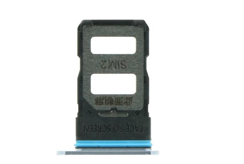 Gaveta Bandeja Chip Dual Sim Card Xiaomi Mi 10t Slot Prata