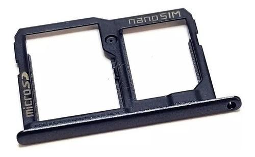 Gaveta Bandeja Do Chip 1 Cartão Sd LG K40 Lm X430