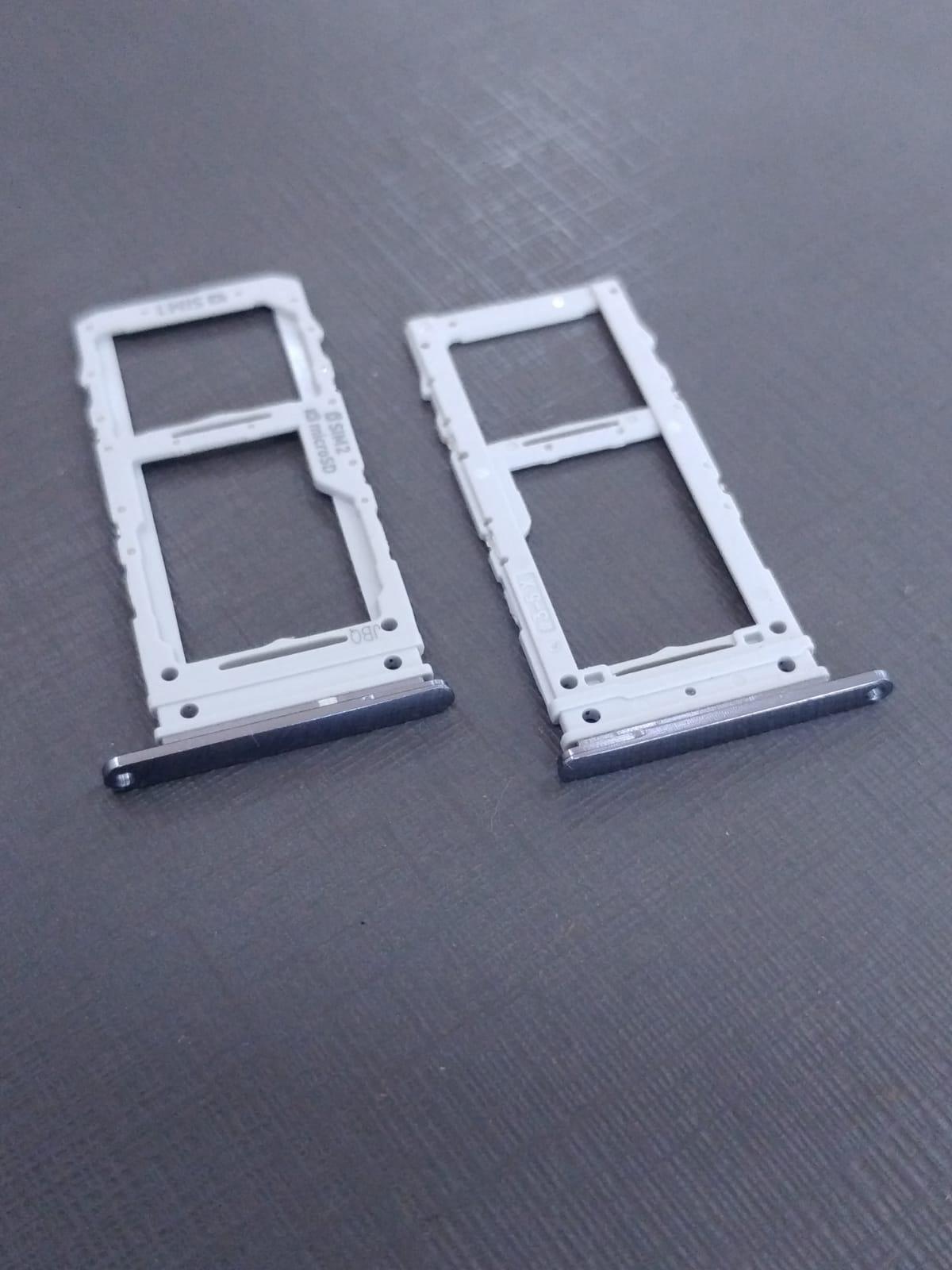 Gaveta Bandeja Slot Chip Samsung Galaxy S20 Plus Sem Vedação
