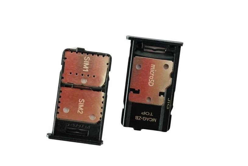Gaveta Bandeja Slot Do Chip Sim Card Micro Sd Samsung M31s Prata