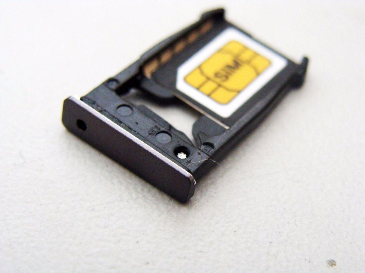 Gaveta Slot chip Motorola Moto X2