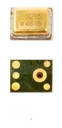 Kit 2 Microfones Celular LG D157 D165 D175 D180 D410 D618 D625 Originais
